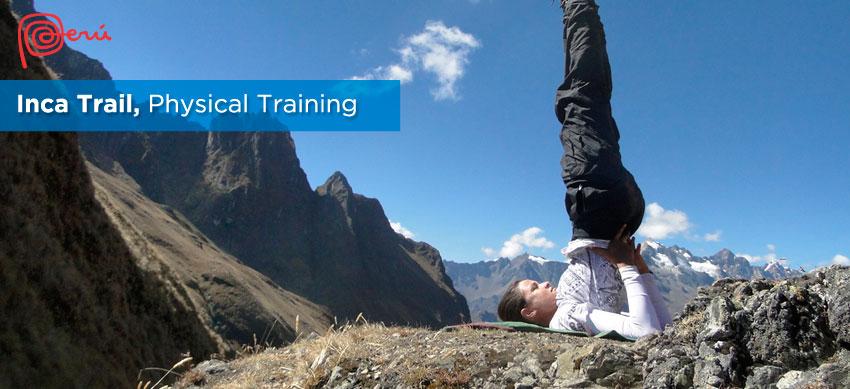 exercises inca trail