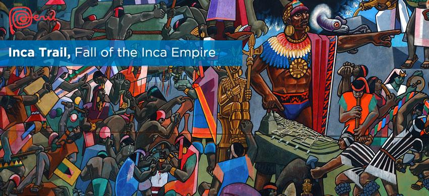 fall inca empire inca trail