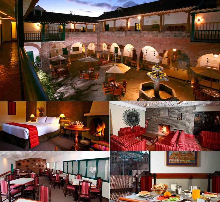 Hotels in cusco for Hotel casa andina classic plaza cusco