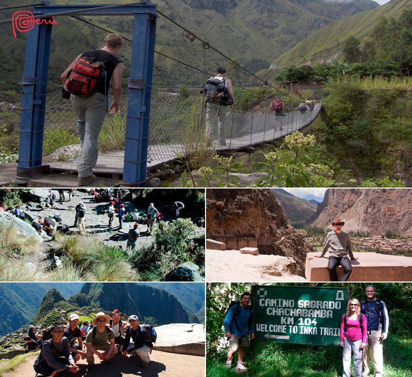 Short Inca TrailMachu Picchu + Actitivities