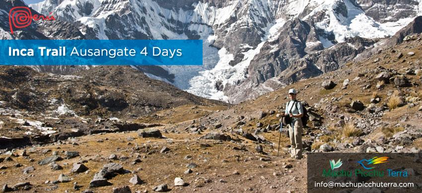 Inca Trail Ausangate