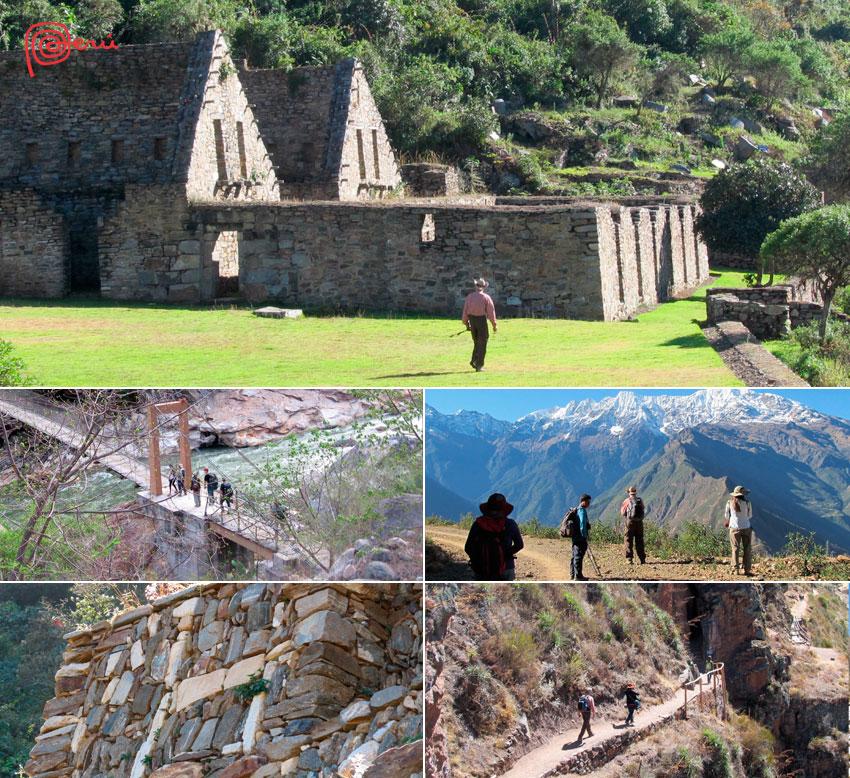 Inca Trail Choquequirao
