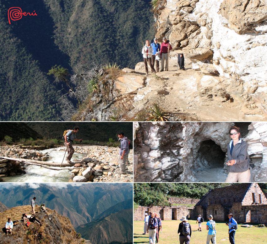 Inca Trail Choquequirao Machu Picchu