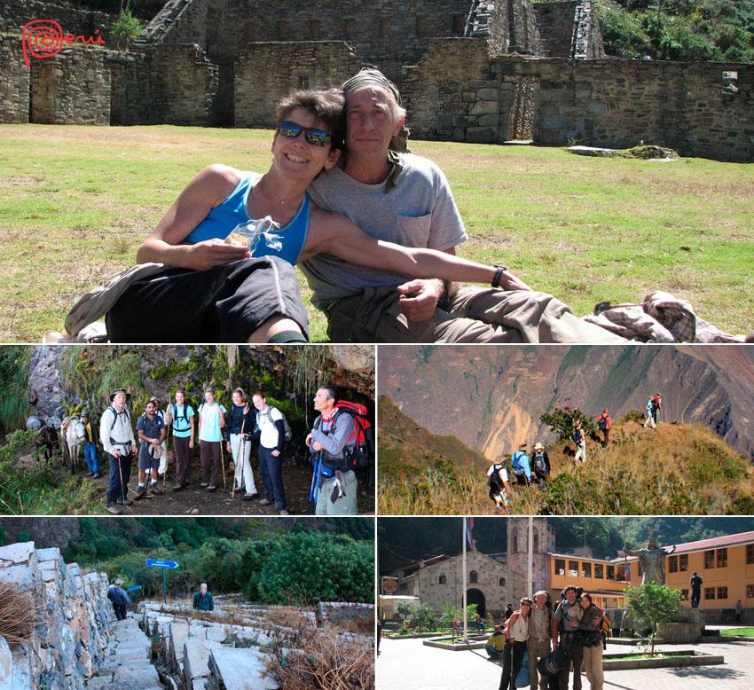 Choquequirao Inca Trail Machu Picchu