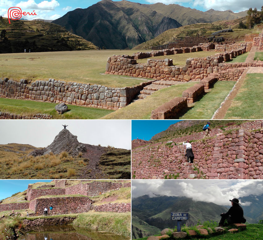 Inca Trail Ausangante