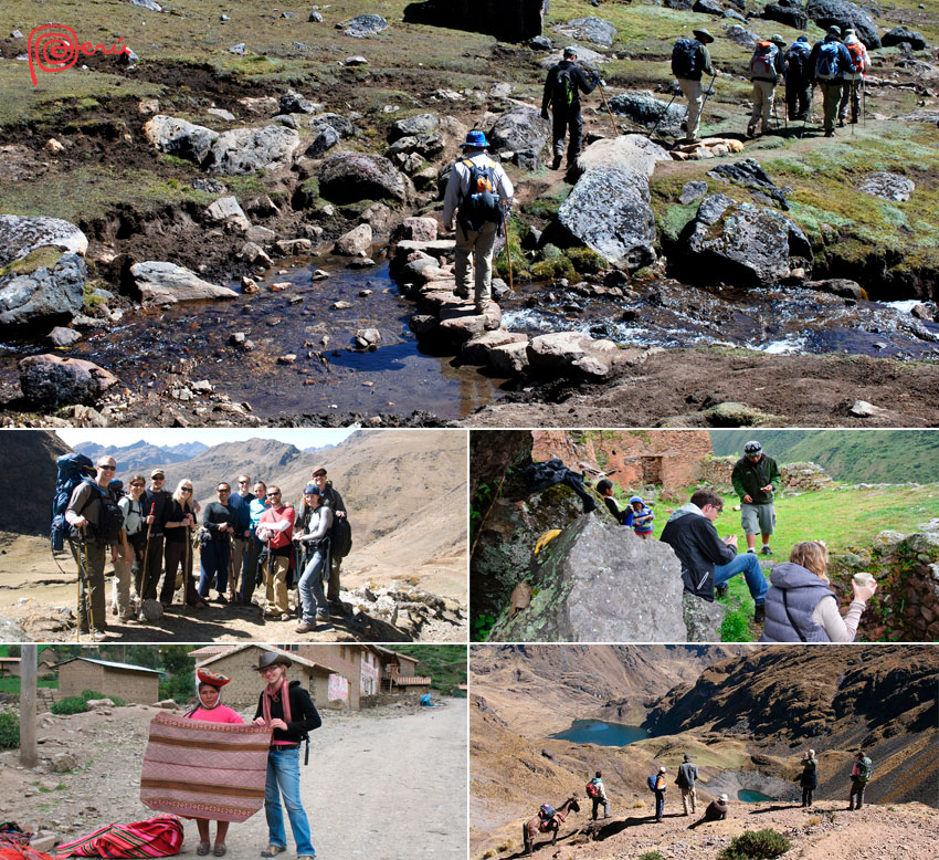 Lares Inca Trail Machu Picchu