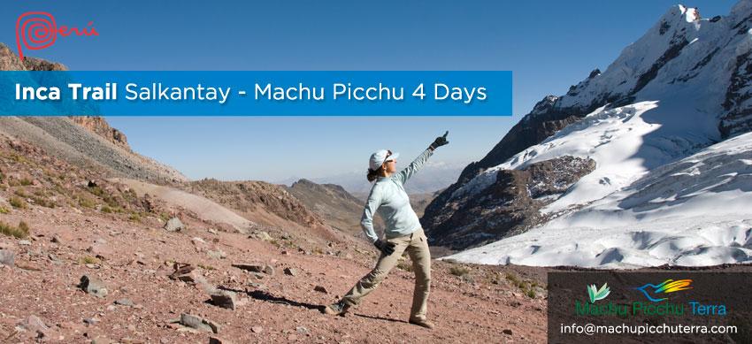 Salkantay Inca Trail Machu Picchu