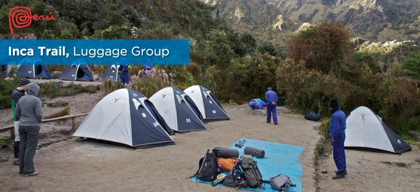 luggage inca trail