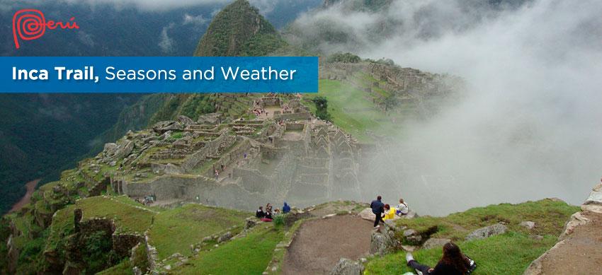 weather inca trail