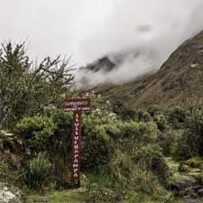 Inca Trail Permmits