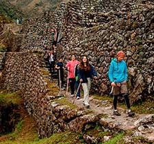 Short Inca Trail Machu Picchu 2 Days