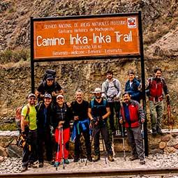 Classic Inca Trail Machu Picchu 4 Days