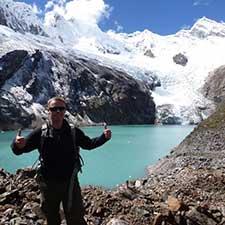 Salkantay trek to Machupicchu route Santa Teresa 5 days