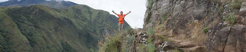 Salkantay Trek Machu Picchu Challway