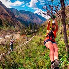Inca Jungle Trek – Canopy to Machu Picchu 4 days