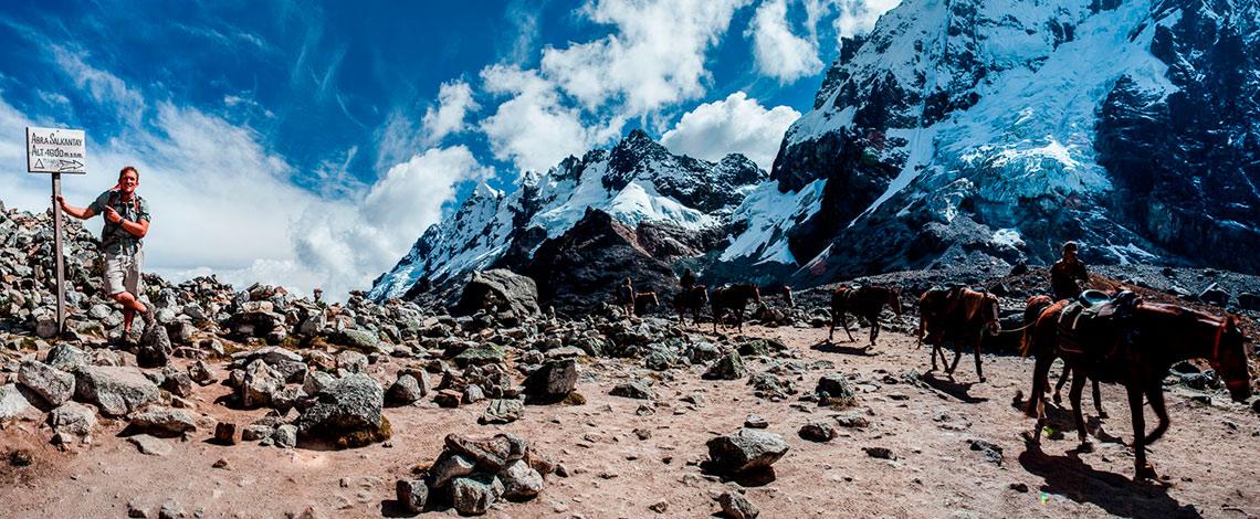 Salkantay Camino Inca Machu Picchu