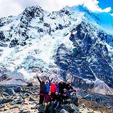 Salkantay trek 5 days to Machupicchu all included
