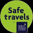 Machupicchu Terra received the 'Safe Travels'